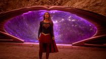 Кара проходит через портал