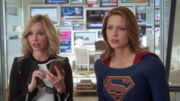 Кара сообщает Кэт о Мириаде