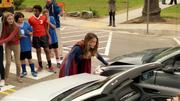 Кара останавливает машины