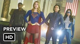 "Supergirl 4x13 Inside ""What's So Funny About Truth, Justice, and the American Way?"" (HD)"