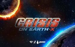 Кризис на Земле-X. Постер