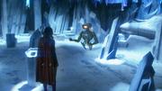 Кара прибывает в Крепость Одиночества