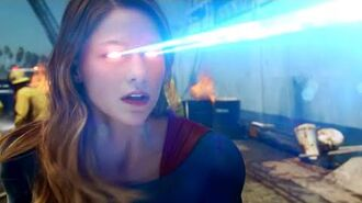 Supergirl Never Before Seen Footage Of Supergirl cbs