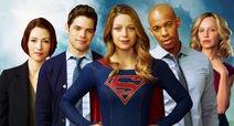 Supergirl Cast