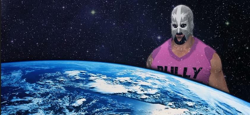 Bully in space