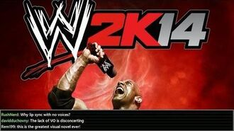 Stream Friend - WWE 2K14 p.1