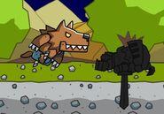 Howl-Attack-Black-Knight