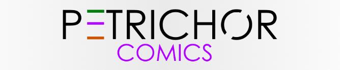 PETRICHOR Comics Banner