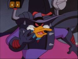 Darkwarrior Duck