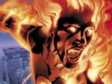 Human Torch (Ultimate Marvel Comics)