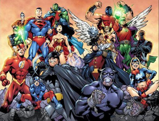 List of DC Comics Super Teams   Superhero Wiki   FANDOM powered by Wikia