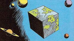 Bizzaro-world