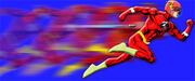 Flash speed force