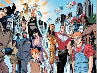 America's Best Comics Characters