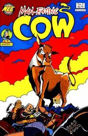 Man-Eating Cow