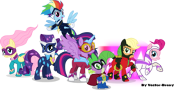 My Little Pony The Power Ponies