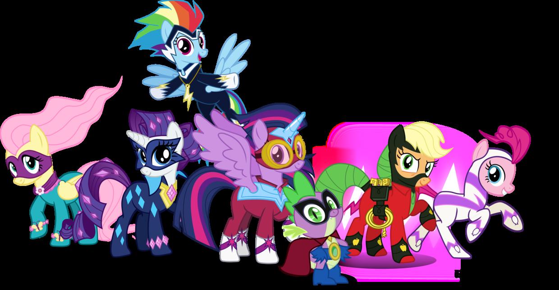 power ponies superhero wiki fandom powered by wikia