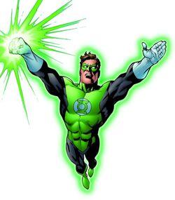 Hal-greenlantern