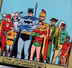 Club of Heroes