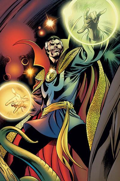marvel comics dr strange