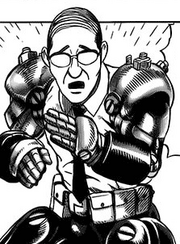 Armored Chief Clerk