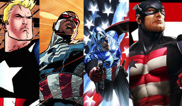 Captains America