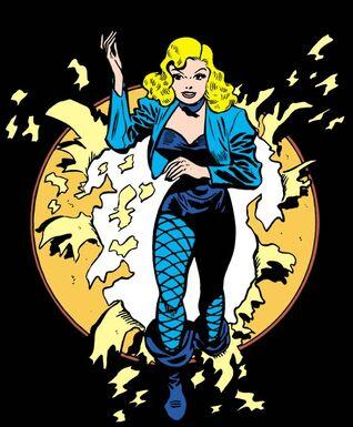 Dinah Drake Black Canary