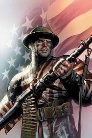 Old Soldier Marvel