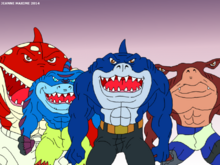 Street sharks 009 by maxime jeanne-d7137bv