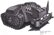 The Dark Knight Returns Batmobile