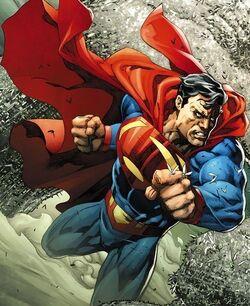 Superman Earth-Two