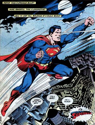 Superman Earth-Two