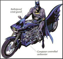 Batcycle 02