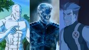 Iceman in other media