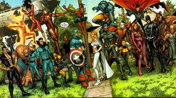 Marvel Super Teams