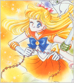 Sailor Venus | Superhero Wiki | FANDOM Powered By Wikia