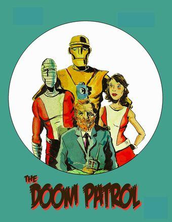 Doom Patrol Superhero Wiki Fandom