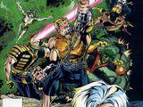 Justice League X-Men