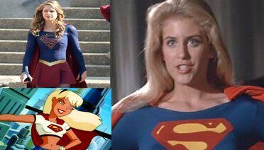 Supergirl in other media