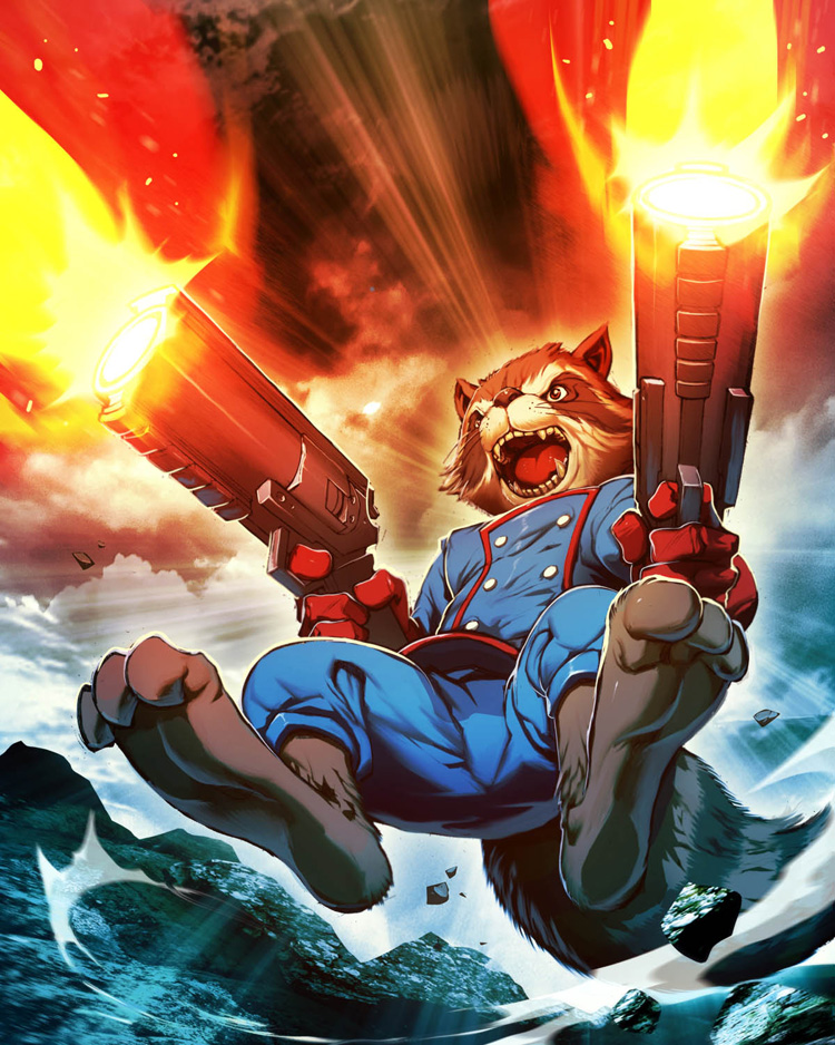 Rocket Racoon | Superhero Wiki | FANDOM powered by Wikia