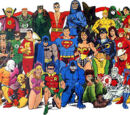 List of DC Characters