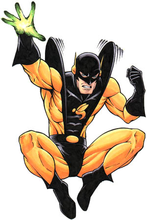 marvel comics yellow jacket