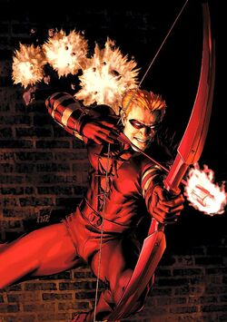 Roy Harper (Speedy Arsenal Red Arrow)