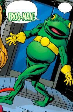 Frog-Man
