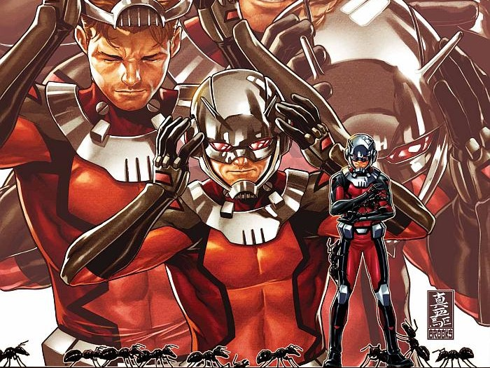 Image result for scott lang ant man