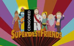 Super Best Friends