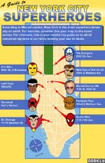 Marvel Mapped