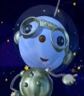 Rolie Polie Olie Space Boy