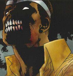 Luke Cage Marvel Zombies