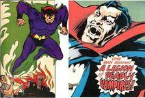 Dracula superhero